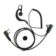 Auricular para Kenwood Radio WOUXUN QUANSHENG PUXING BF UV5R H555 H777 TYT+Pista