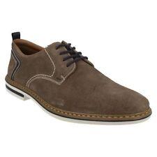 Zapatos informales de hombre mocasines color principal gris de ante