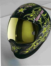 0700000800 ESAB Sentinel A50 WELDING HELMET WRAP DECAL STICKER  yellow rock star