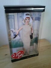 2002 Lucille Ball doll by Mattel I Love Lucy Episode 147: Lucy Gets a Paris Gown