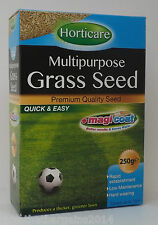 Premium Multipurpose Lawn Grass Seed + magicoat for Better Results 250g