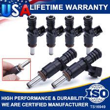 6 Inyector de combustible para 06-12 BMW 128i 328i X3 X5 Z4 525i 2.0/2.5/3L 7531634 7531634