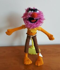 Disney Muppets Plush   Animal  Muppets Drummer  Soft Stuffed Toy 36cm