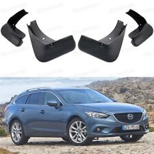Car Mud Flaps Splash Guard Fender Mudguard for Mazda 6 Wagon 2013-2017 14 15 16