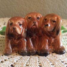 Dash Hound Ash Tray Figurine By Beswick England Dog Pet Puppy Animal Cigarette