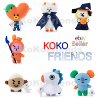 SALE! - BTS BT21 Official Halloween Doll Special Edition KPOP Merch Authentic