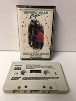 """Music From The Motion Picture Soundtrack """"Beverly Hills Cop"""" cassette tape"""