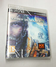 LOST PLANET 3  PS3 PLAYSTATION 3 PAL NUOVO SIGILLATO