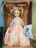 "Madame Alexander Madame Doll 14"" 1967-1975 Classic Series - No Pearls"