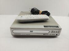 Magnavox Dvd Player Mwd200Ga with Remote Silver