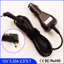 Laptop DC Adapter Car Charger for Samsung Chromebook XE303C12-A01