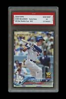CODY BELLINGER TOPPS ALL-STAR ROOKIE CUP FUTURE STARS 1ST GRADED 10 CARD DODGERS