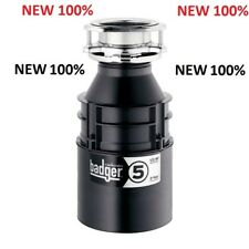 InSinkErator Badger 5-1/2 HP Continuous Feed Garbage Disposal