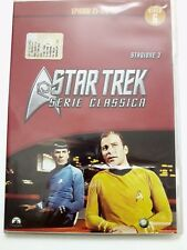 DVD Film Star Trek serie classica stagione 3 episodi 21-24
