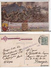 # FANTERIA DI LINEA: 75° E 76°  - BRIGATA NAPOLI   1916