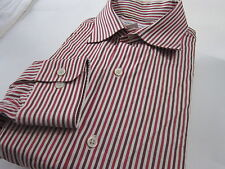 BANANA REPUBLIC  MEN'S LONG SLEEVE DRESS PINK SHIRT SIZE M 15 15 1/2