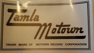 Tamla Motown Northern Soul Lambretta Vespa Scooter Car Sticker