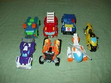 Transformers rescue bots playskool heroes lot