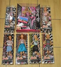 NEUF * avec fauteuil roulant #133 Barbie Fashionistas Doll brune