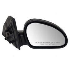 FO1321166 NEW VISION REPLACEMENT MANUAL Door Mirror RH 97-02 ESCORT 97-99 TRACER