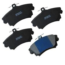 Disc Brake Pad Set-Stop Semi-Metallic Brake Pad Front Bendix SBM837