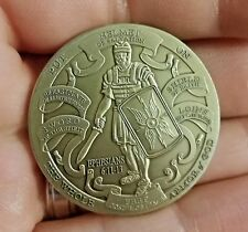 Armor of God Special forces challenge coin Ephesians Military war