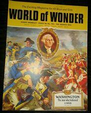 World of Wonder Magazine no 103