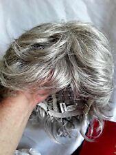"REVLON Synthetic Short Hair Wig for Women  COLOR GREY ""Vanessa"" 56R Average"