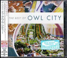 OWL CITY The Best Of Owl City Japan CD