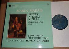 Savall/Coin/Koopman/Smith MARAIS Pieces a Deux Violes - Astree AS 39