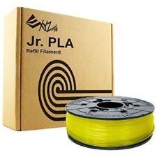 Bobina Xyzprinting filamento Jr Pla 1.75mm 0.6kg amarillo