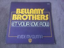 BELLAMY BROTHERS Let your love flow 16690 (b4)