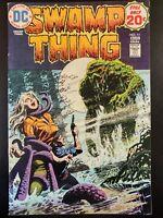 SWAMP THING #11 (1974 DC Comics) ~ FN/VF Comic Book