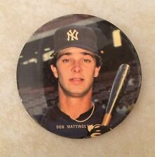 "1984 Don Mattingly New York Yankees 3"" Stadium Button"