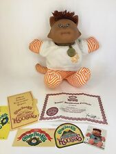 Vintage Cabbage Patch - Koosas Cat - 1985 - In Original Clothes with Certificate