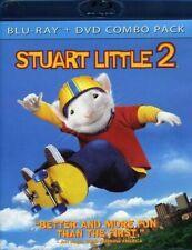 Stuart Little 2 0043396380882 With Ashley Hoelck Blu-ray Region a