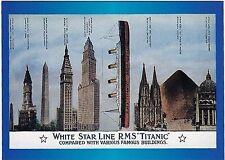 1998 TITANIC Collector Cards (Dart Flip cards) - PROMO card #P3.