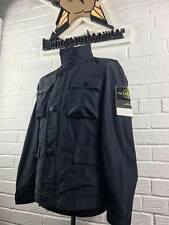 brand new ss17 STONE ISLAND MICRO REPS JACKET IN NAVY.  small