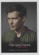 2016 Cryptozoic Vampire Diaries Season 4: Love Sucks S9 Klaus Mikaelson Card 4z5