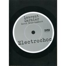 LAURENT GARNIER (david brun-lambert) electrochoc libro book edizione italiano