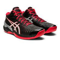 Asics Mens Sky Elite FF MT Indoor Court Shoes Black Sports Squash Handball