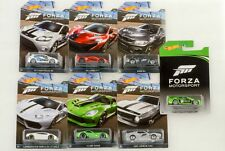 Forza Motorsport Set Focus M4 AMX LP610-4 P1 1:64 HOT WHEELS dwf30 Xbox + Falcon