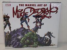 MARVEL ART of MIKE DEODATO HC - Avengers CAPTAIN AMERICA Elektra - SRP $49.99