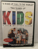 DVD Larry Clark's: KIDS (2000, Unrated) RARE & OOP  1995 Chloe Sevigny Mint Disc