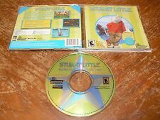 Stuart Little Big City Adventures PC CD-ROM Infogrames 1999 for Windows 95/98