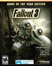 Fallout 3: Game of the Year Edition GOTY PC [BRAND NEW GLOBAL STEAM KEY]