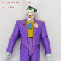 DC Collectibles New Adventures Batman Animated  the joker Figure body lost color