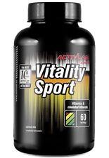 ACTIVLAB VITALITY SPORT - 120CAPSULES -  Vitamins Chelated Minerals Complex !