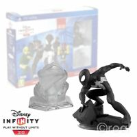 New Disney Infinity 2.0 Black Suit Spider-Man PS3/PS4/Xbox Marvel Official