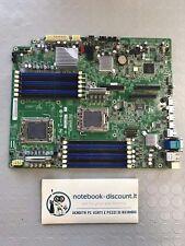 Motherboard server Gigabyte GA-7TTSH-RH dual XEON CPU ram DDR3 scheda madre